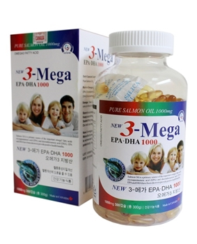 Dầu Omega 3 Made In Canada